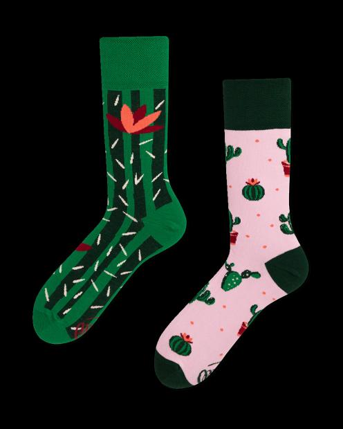 Summer Cactus - Ponožky - Many Mornings