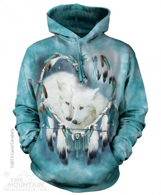 Wolf Heart - Mikina The Mountain