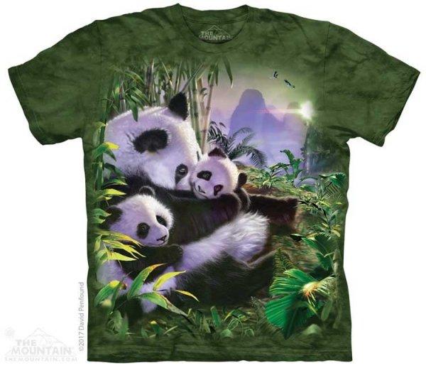 Panda Cuddles - The Mountain