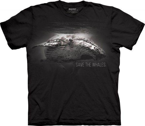 Save The Whales Protect - The Mountain