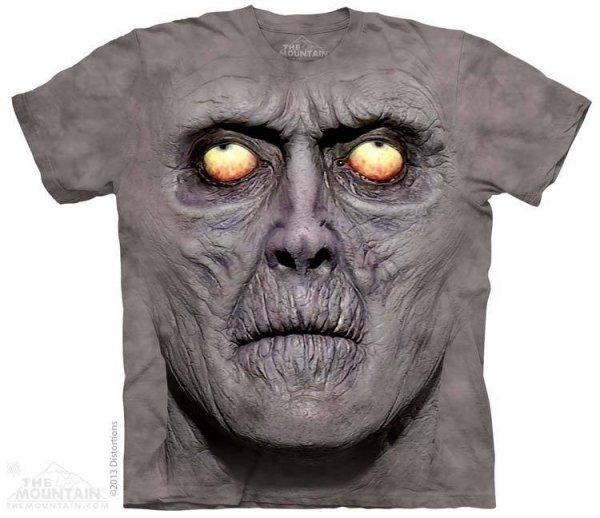 Zombie Portrait - The Mountain