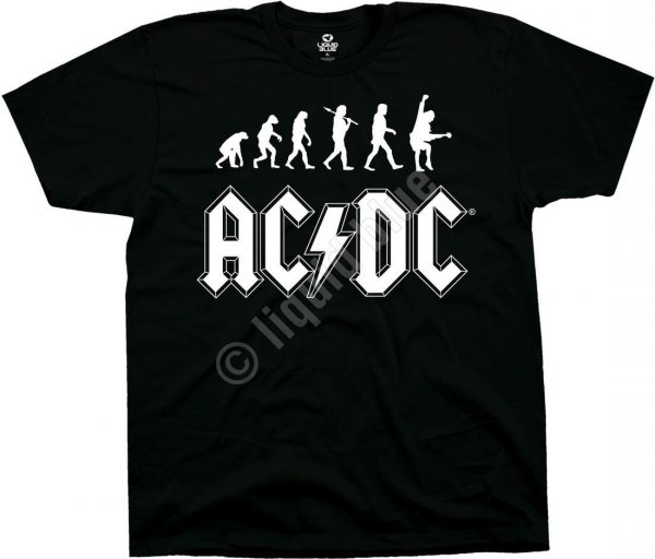 ACDC Rock Evolution - Liquid Blue