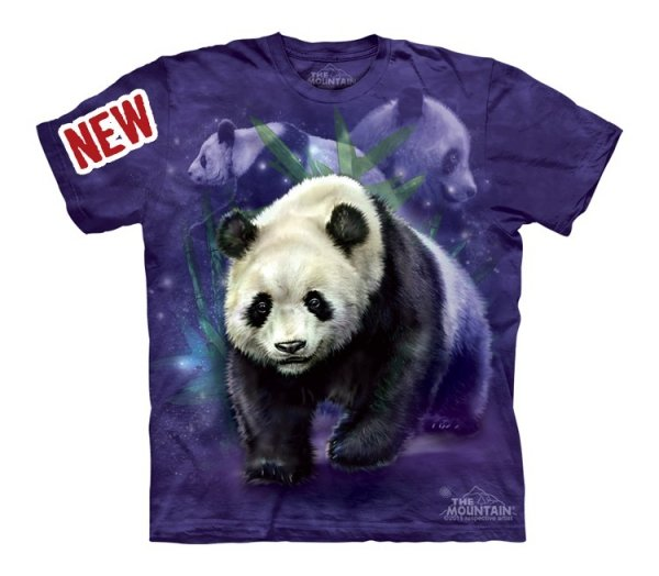 Panda Collage - Junior - The Mountain