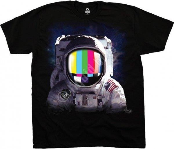 Space Station - Liquid Blue