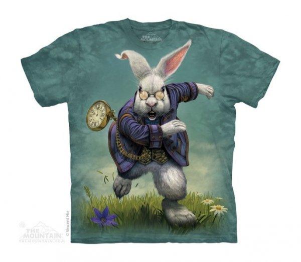 White Rabbit - Biały królik - The Mountain Junior