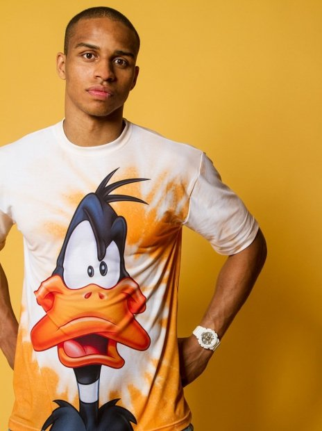 Daffy Chaos Tee - Looney Tunes