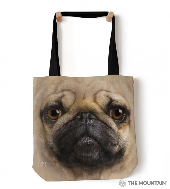 Pug Face - Torba - The Mountain