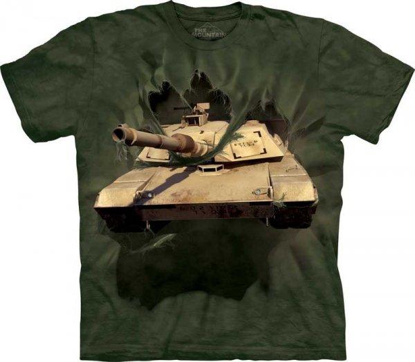 M1 Abrams Tank Breakthrough - The Mountain