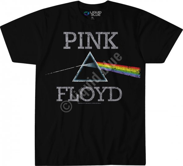 PinkFloyd Dark Side Classic - Liquid Blue