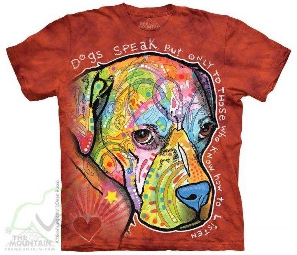 Dogs Speak - The Mountain