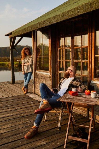 ZIMOWE Skarpety Warm Fox  - Many Mornings