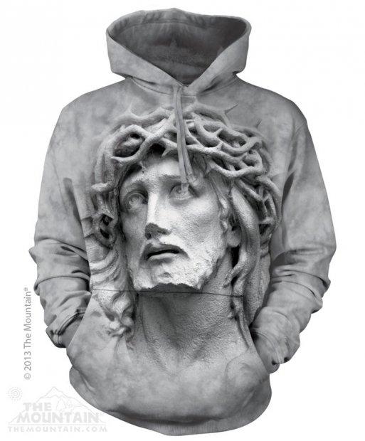 Crown of Thorns - Jezus - Bluza The Mountain