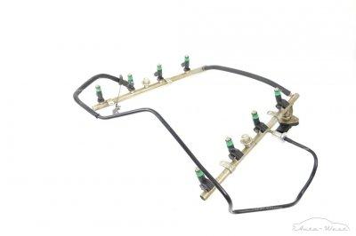 Aston Martin Vantage 4.7 V8 Injectors rail fuel sensor