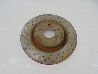 Aston Martin DB7 Vantage Front brake disc