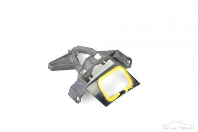 Ferrari F430 430 Spider Coupe Right headlight washer holder bracket mount yellow