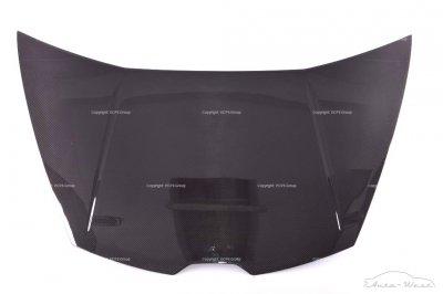 Lamborghini Huracan LP580 LP610 LP640 Clear carbon front hood bonnet engine lid