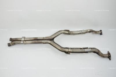 Aston Martin Vantage 4.7 V8 Muffler silencer exhaust pipes