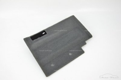 Ferrari California F149 Rear right trunk boot carpet trim panel