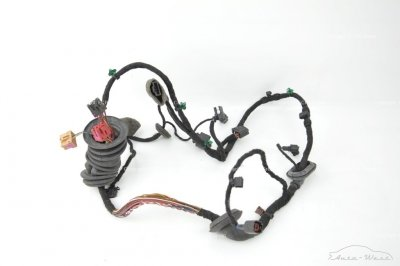 Bentley Continental GT 2003 GTC 2006 Supersports 2009 LHD Passenger door wiring loom harness