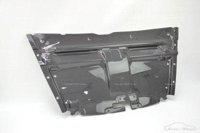 Aston Martin DB9 DBS Rapide Carbon radiators cover slam panel