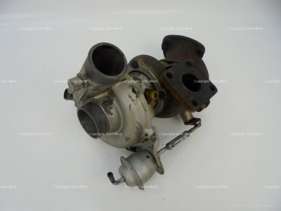 Maserati Biturbo 222 422 2.0 V6 Turbocharger