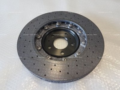 Lamborghini Huracan LP580 LP610 NEW Rear right ceramic brake disc