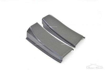 Lamborghini Murcielago Roadster Carbon door pillar cover trim card