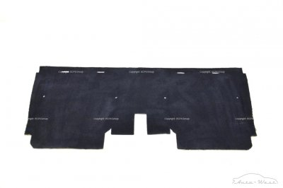 Ferrari F430 430 360 Modena F131 F133B Rear wall carpet cover mat dark blue