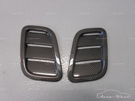 Aston Martin Vantage V12S Hood bonnet intakes vents