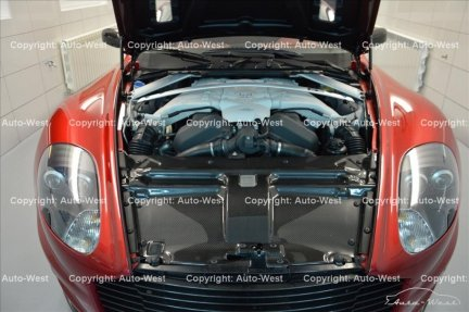 Aston Martin DB9 DBS Carbon cooler radiator cover