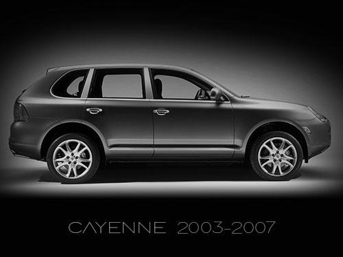 Cayenne 2003-2007