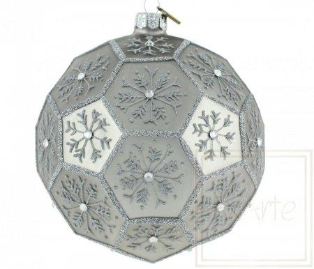 Wielościan 12cm - Pada śnieg