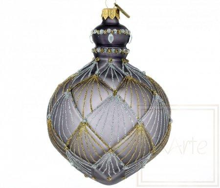 Owoc granatu 13cm  - Szary Książe