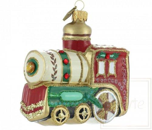 Lokomotive 10cm - Traumreise