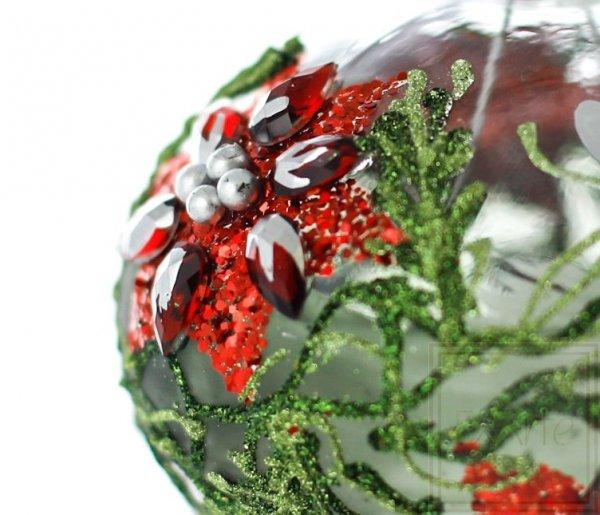 bombki świąteczne gwiazda betlejemska