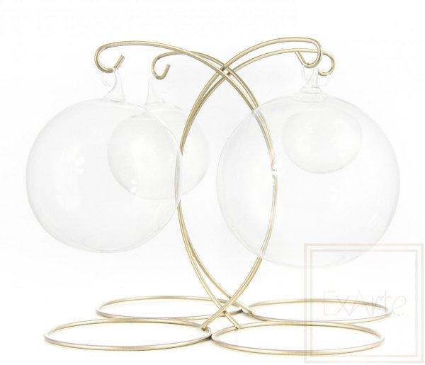 bombki szklane bez koloru / Ball von 12 cm - Weihnachtskugeln