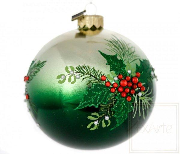 Kula 10cm - Świąteczny bukiet