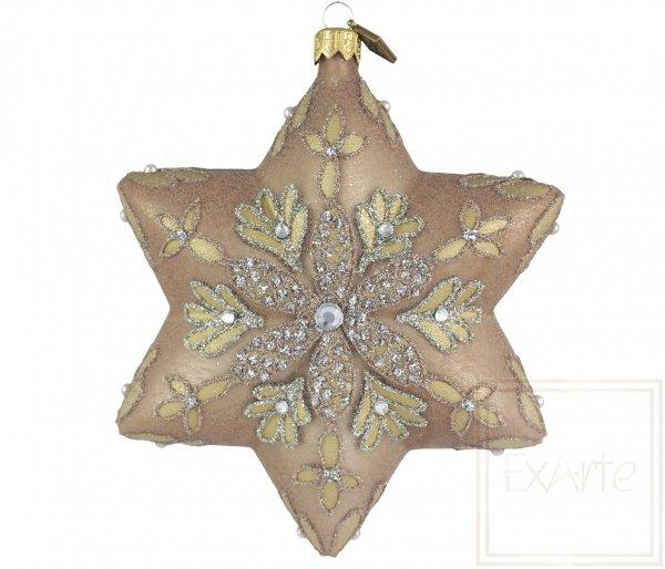 Star 12cm - Warmes Glühen