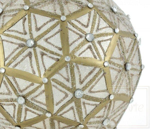 Wielościan 10cm - Diamentowy