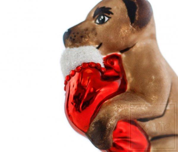 Pies 11cm - Już święta!