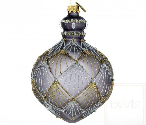 Granatapfelfrucht 13cm - Grauer Prinz