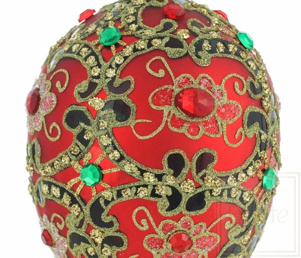 Jajko 13cm - Harmonia obfitości