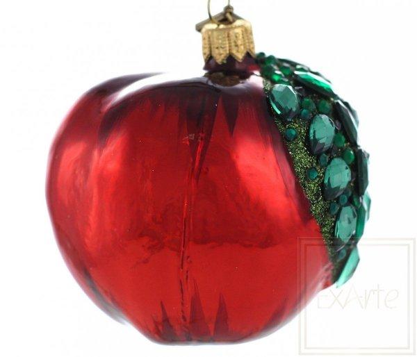 Czerwone jabłuszko - 8cm