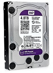 Dysk 4TB SATA III Western Digital Purple