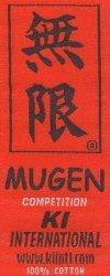Karategi Mugen Orange Label 10oz.