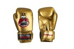 Rękawice bokserskie MASTERS JUNIOR COLLECTION RPU-MJC 4oz