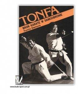 Tonfa - Fumio Demura - Broń Karate w Samoobronie