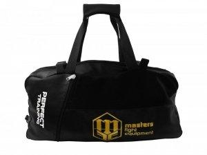 Torba sportowa-plecak MASTERS TOR-MFE czarna