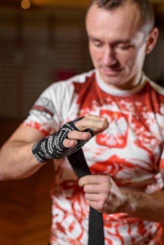 Taśmy bokserskie bawełniane BB1-3N1