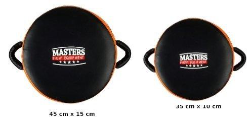 Tarcza treningowa okragła MASTERS 35 cm x 10 cm TT-Om